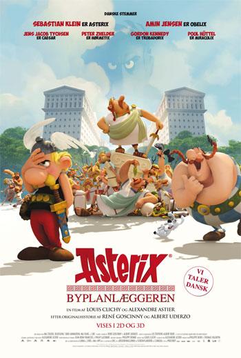Asterix: Byplanlæggeren