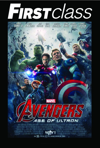 Avengers: Age of Ultron 2D – FIRST CLASS