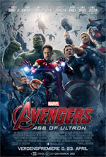 The Avengers: Age of Ultron 2D