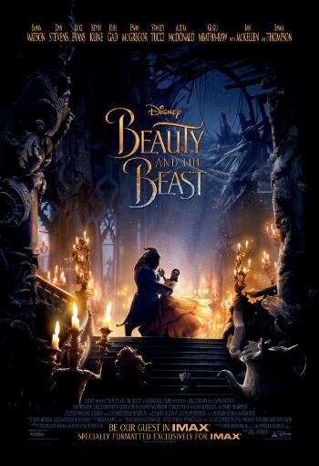 Skønheden og udyret - (original version) IMAX 3D