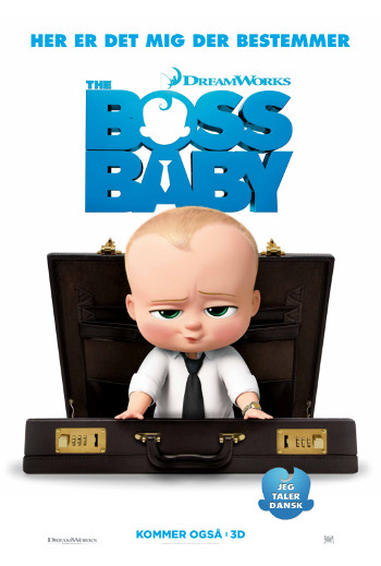 The Boss Baby - Dansk Tale