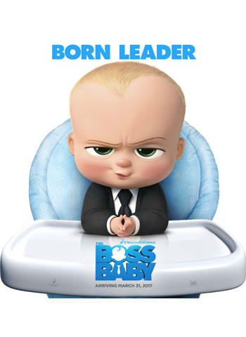 The Boss Baby - Original version uden undertekster