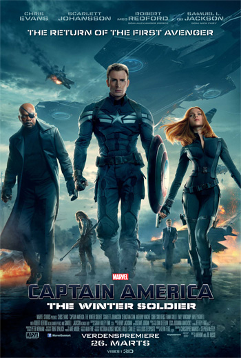 Captain America: The Winter Soldier - 3D