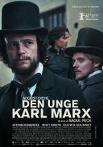 Klik her for trailer og info på 'Den unge Karl Marx'