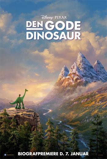 Den Gode Dinosaur - 3D Med Dansk Tale