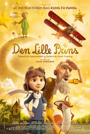 Den Lille Prins - Med Dansk Tale