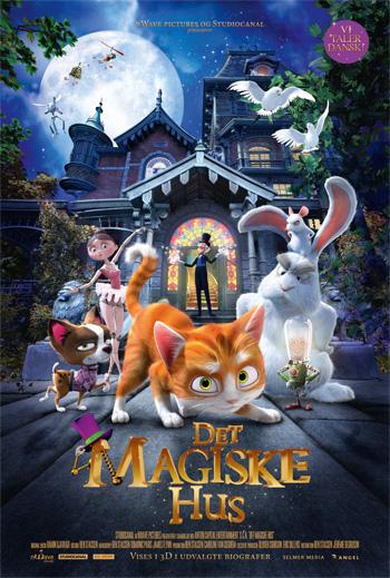 Det Magiske Hus - 3D