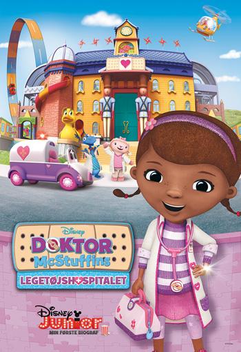 Disney Junior - Doktor McStuffins Legetøjshospital