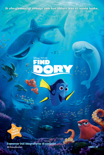 Finding Dory 2D - Org. Ver.