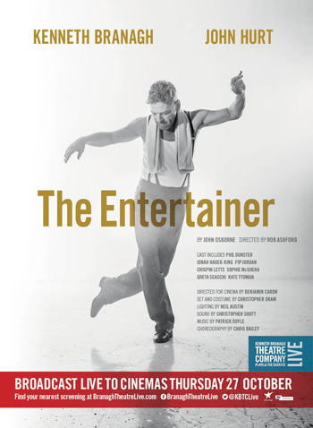 The Entertainer LIVE (uden undertekster)