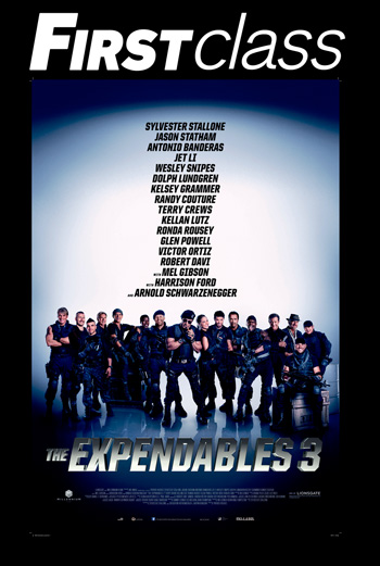 The Expendables – FIRST CLASS