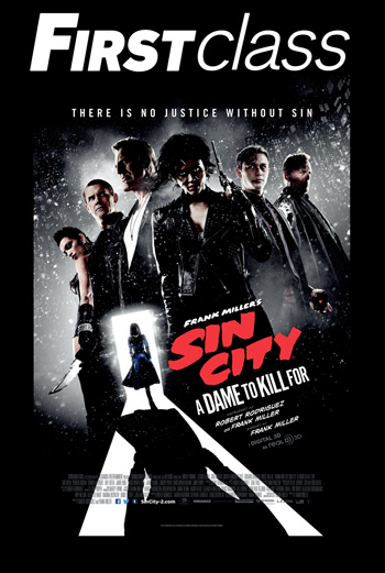 Sin City 2 2D – First Class