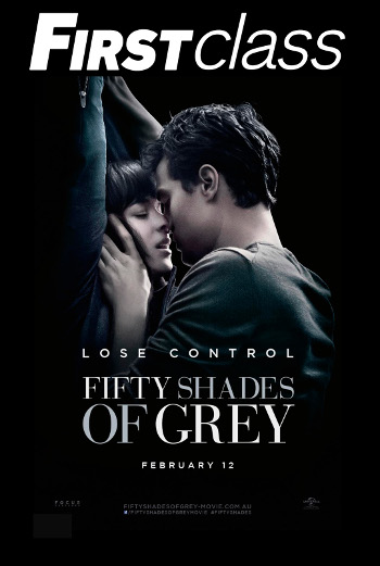Fifty Shades Of Grey - First Class