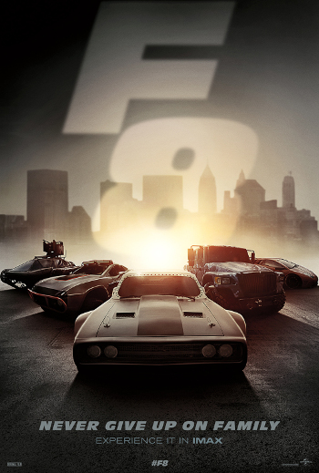 Fast & Furious 8 2D IMAX
