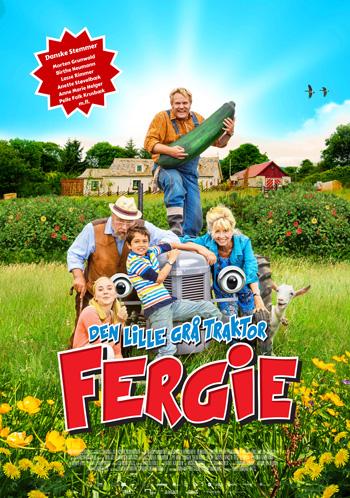 Den Lille Grå Traktor Fergie