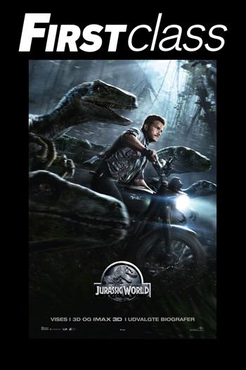 Jurassic World 2D - First Class