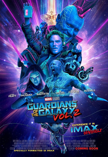 Guardians of the Galaxy 2 - IMAX 3D