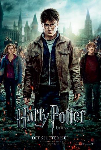 Harry Potter Og Dødsregalierne - Del 2