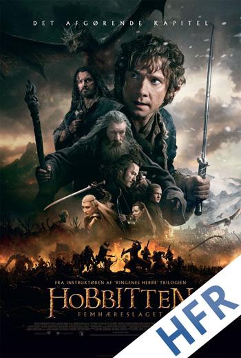 Hobbitten: Femhæreslaget - 3D / HFR