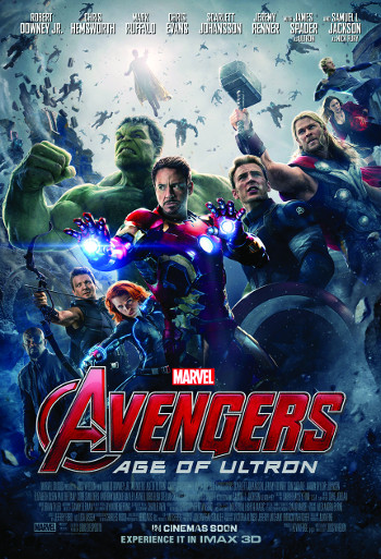 Avengers: Age of Ultron IMAX 3D