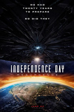 Independence Day: Resurgence 2D
