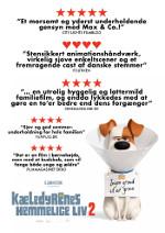 Klik her for trailer og info på 'Kæledyrenes hemmelige liv 2 - Med dansk tale'