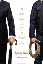 Klik her for trailer og info på 'Kingsman 2: The Golden Circle'