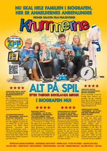 Krummerne - Alt På Spil