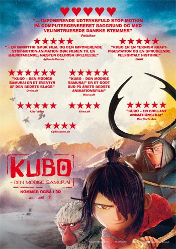 Kubo - den modige samurai
