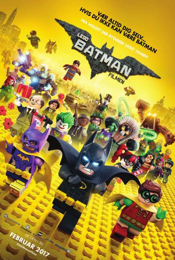 LEGO Batman filmen - Dansk tale