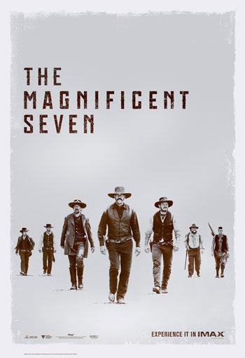 The Magnificent Seven IMAX