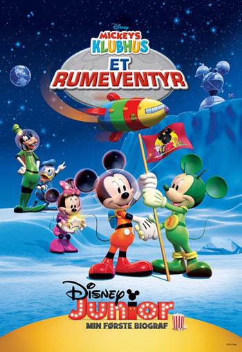 Disney Junior - Mickeys klubhus: Et Rumeventyr