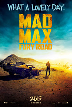 Mad Max: Fury Road 2D