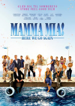 Klik her for trailer og info på 'Mamma Mia! Here We Go Again'