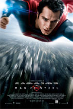Plakat for filmen Man of Steel