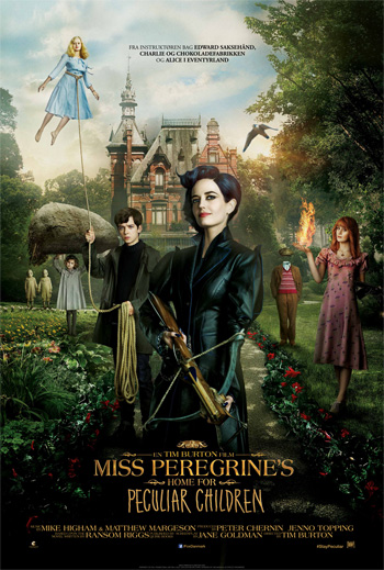 Miss Perigrine's Home For Peculiar Children 3D