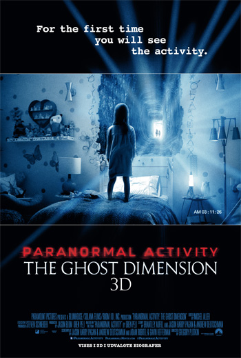 Paranormal Activity: The Ghost Dimension - 3D
