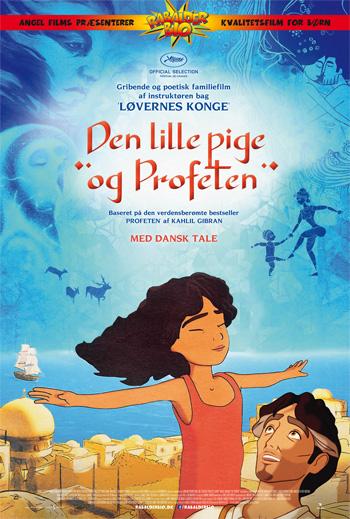 Den Lille Pige Og Profeten - Med Dansk Tale