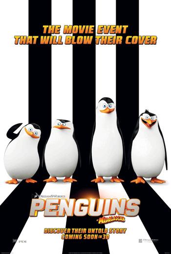 Penguins of Madagascar 3D (orig. vers. uden under)