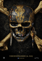 Pirates of the Caribbean: Salazar's Revenge - 3D