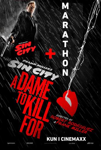 Sin City 1+2 Minimarathon I CinemaxX