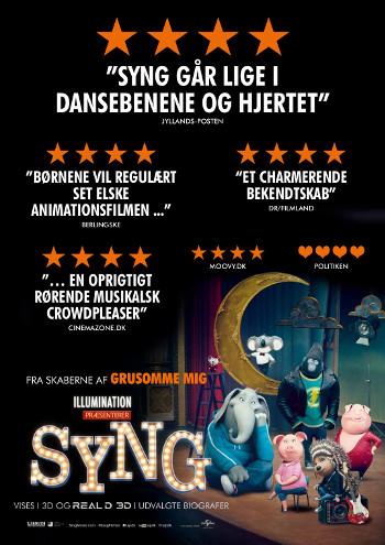 Syng - Dansk Tale