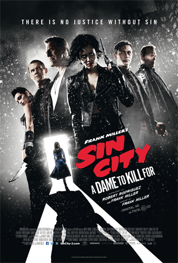 Frank Miller's Sin City – A Dame to kill for