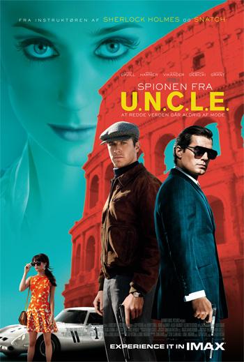Spionen Fra U.N.C.L.E.
