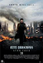 Plakat for filmen Star Trek: Into Darkness - 3D