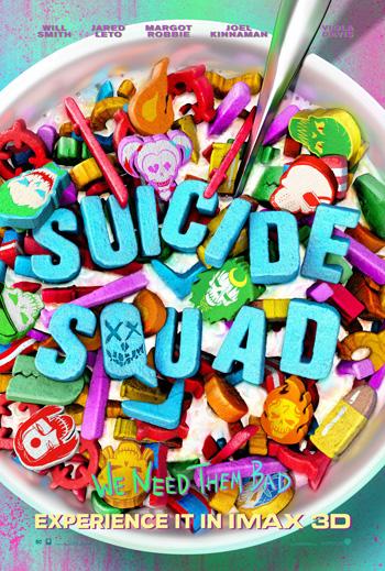 Suicide Squad IMAX 3D