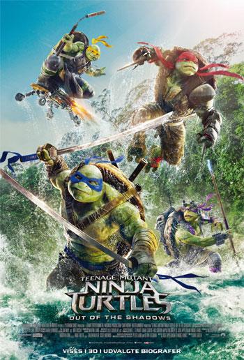 Teenage Mutant Ninja Turtles 2 - 3D