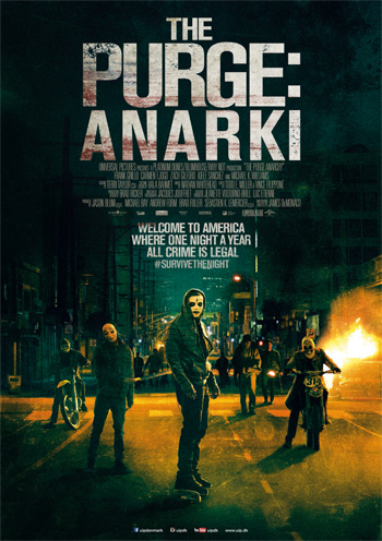 The Purge: Anarki