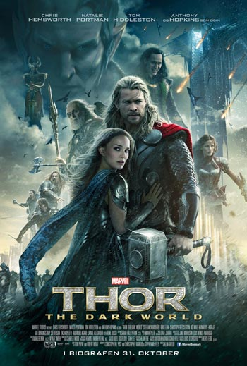 Thor: The Dark World - 3D