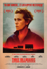 Klik her for trailer og info på 'Three Billboards Outside Ebbing, Missouri'